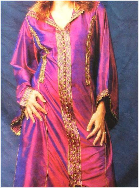 الجلابة، لباس الفخامة والتألق djellaba10.jpg