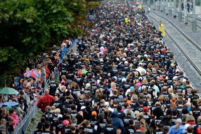 يوم 12 أكتوبر 2012، كلنا مع« i run algiers » الذي تنظمها مؤسسة نايك!